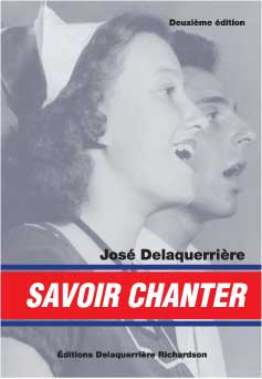 savoir-chanter cover